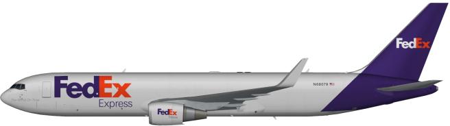 FDX N68079