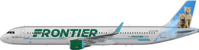 FFT N721FR