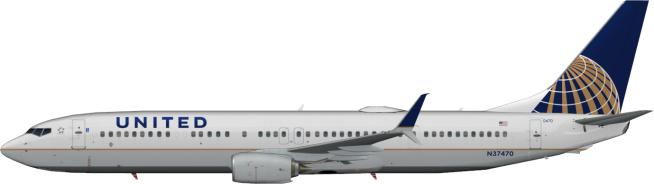 UAL N37470