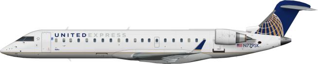 SKW N779SK
