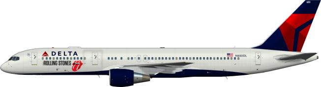 DAL N650DL