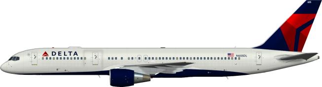 DAL N655DL