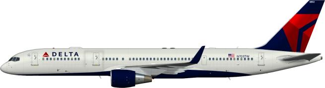 DAL N703TW