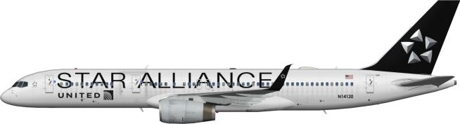 UAL N14120