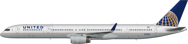 UAL N75853