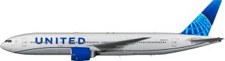 UAL N69020